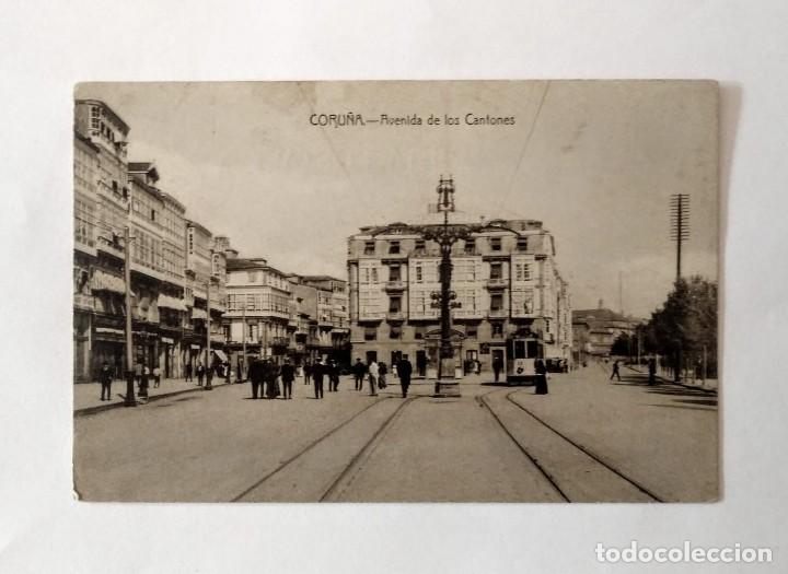CORUÑA AVENIDA DE LOS CANTONES
