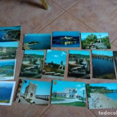 Postales: LOTE 15 POSTALES GALICIA. Lote 135929942