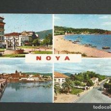 Postales: POSTAL CIRCULADA - NOYA 380 - EDITA PARIS. Lote 136087438