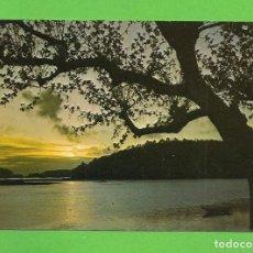 Postales: POSTAL - PUESTA DE SOL - GALICIA -. Lote 136128402