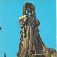 Postales: [POSTAL] VIRGEN DE LA ROCA. BAYONA (PONTEVEDRA) (SIN CIRCULAR). Lote 136239530