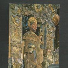 Postales: POSTAL SIN CIRCULAR - SANTIAGO DE COMPOSTELA 5477 - IMAGEN DEL APOSTOL SANTIAGO - EDITA BEASCOA. Lote 136309070