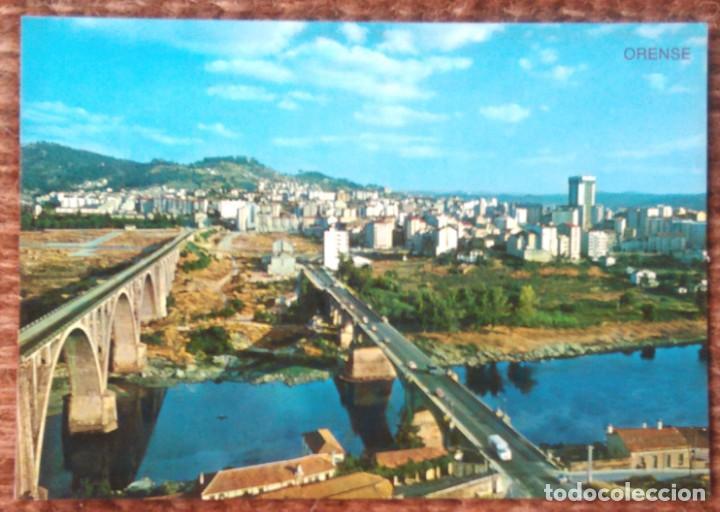 ORENSE - VISTA PARCIAL (Postales - España - Galicia Moderna (desde 1940))