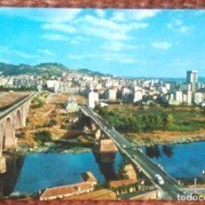 Postales: ORENSE - VISTA PARCIAL. Lote 136557434