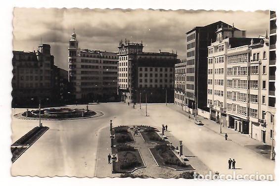 LA CORUÑA - EL FERROL DEL CAUDILLO - PLAZA DE ESPAÑA - Nº179 EDICIONES ARRIBAS (Postales - España - Galicia Moderna (desde 1940))
