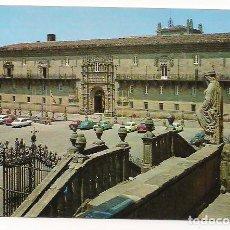 Postales: SANTIAGO DE COMPOSTELA - HOSTAL DE LOS REYES CATÓLICOS - Nº3484 - POSTALES FAMA. Lote 137667210