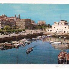 Postales: VIGO - DÁRSENA CLUB NÁUTICO - Nº 2.007 - EDICIONES ARRIBA. Lote 137668778