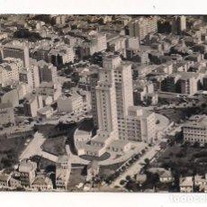 Postales: VIGO - VISTA PARCIAL AÉREA - Nº 1001 - EDICIONES ARRIBA - ESCRITA SIN FRANQUEO. Lote 137669146