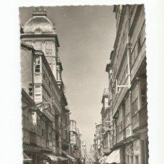 Postales: EL FERROL - CALLE DEL GENERAL FRANCO - Nº 212 ED. ARRIBAS. Lote 138559854