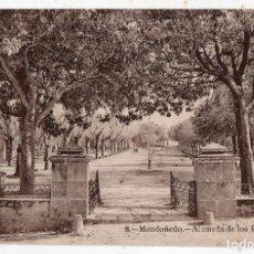 Postales: MONDOÑEDO. ALAMEDA DE LOS REMEDIOS. . Lote 138699750