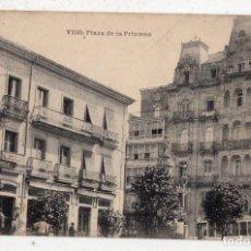 Postales: VIGO. PLAZA DE LA PRINCESA.. Lote 138701898