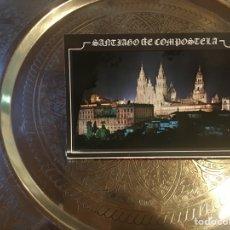 Postales: FOTO LIBRO SANTIAGO DE COMPOSTELA 10 POSTALES. Lote 139189512