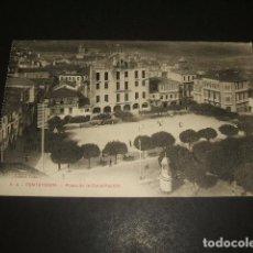 Postales: PONTEVEDRA PLAZA DE LA CONSTITUCION. Lote 139822962