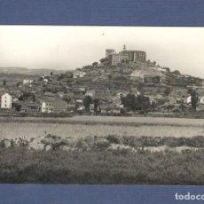 Postales: POSTAL MONFORTE DE LEMOS (LUGO): VISTA PARCIAL Y CASTILLO. - EDICIONES ARRIBAS - SIN CIRCULAR. Lote 140388142