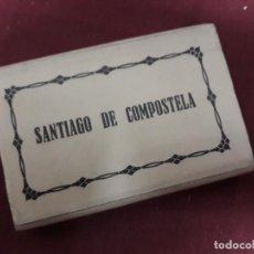 Postales: FUELLE / ACORDEON ..16 FOTOS DE SANTIAGO DE COMPOSTELA...AÑOS 50. Lote 140858870