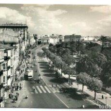 Postales: TARJETA POSTAL FOTOGRAFICA - LA CORUÑA / AVENIDA DE LOS CANTONES. Lote 141635978
