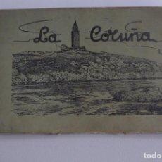 Postales: ESTUCHE DE DIEZ POSTALES ANTIGUAS - LA CORUÑA. Lote 141750462