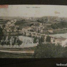 Postales: LUGO-ALREDEDORES-E.J.G.-CIRCULADA-POSTAL ANTIGUA-(54.870). Lote 142915654