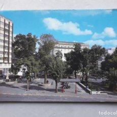 Postales: LA CORUÑA. PLAZA DE ESPAÑA.. Lote 143179222