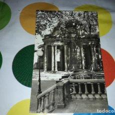 Postales: MONDARIZ BALNEARIO FUENTE DE GÁNDARA. RARA. HD. Lote 143235626