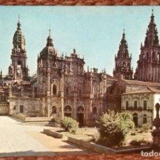 Postales: SANTIAGO DE COMPOSTELA - CATEDRAL. Lote 143254718