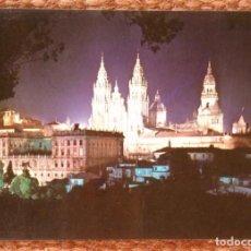 Postales: SANTIAGO DE COMPOSTELA - CATEDRAL. Lote 143256742