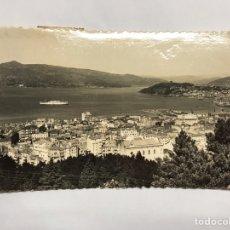 Postales: VIGO (PONTEVEDRA). POSTAL NO.250, VISTA GENERAL. EDITA: EDICIONES AISA (H.1950?). Lote 143357036