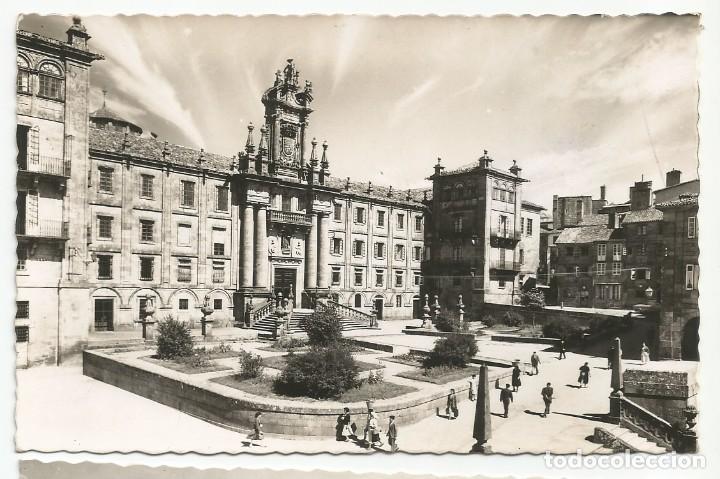 SANTIAGO DE COMPOSTELA - SEMINARIO DE SAN MARTÍN PINARIO - Nº 178 ED. ARRIBAS (Postales - España - Galicia Moderna (desde 1940))