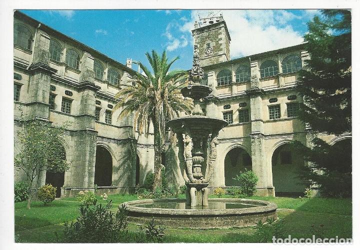 5115 Monasterio De Samos Lugo Claustro De L Buy Postcards From Galicia At Todocoleccion 143998190