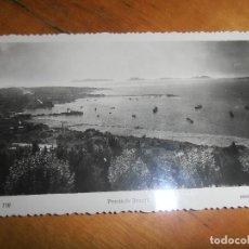 Postales: FOTO - POSTAL VIGO - PUERTO DE BOUZAS - 110 - ARRIBAS. Lote 144154314