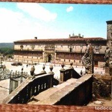 Postales: SANTIAGO DE COMPOSTELA - HOSTAL DE LOS REYES CATOLICOS. Lote 144701850