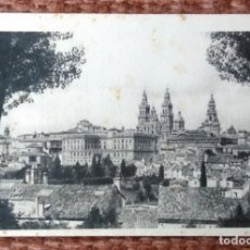 Postales: SANTIAGO DE COMPOSTELA - VISTA PARCIAL. Lote 144704670