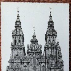 Postales: SANTIAGO DE COMPOSTELA - CATEDRAL. Lote 144704882