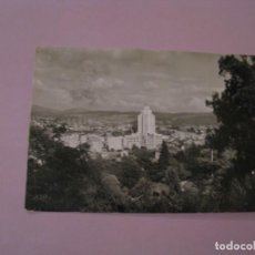 Postales: POSTAL FOTOGRÁFICA DE VIGO. EL CASTRO. VISTA PARCIAL. ED. ARTIGOT. CIRCULADA 1963.. Lote 145008722