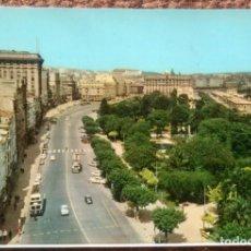 Postales: LA CORUÑA - PASEO DE LOS CANTONES. Lote 145478726