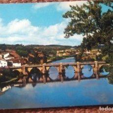 Cartes Postales: LUGO - PUENTE ROMANO. Lote 145480406