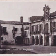 Postales: PONTEVEDRA -PLAZA DE MURGARTEGUI. Lote 146803938
