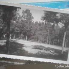 Postales: GUITIRIZ, LUGO - BALNEARIO, CAMPO DE TENIS - ARRIBAS, 9 - FOTOGRÁFICA. Lote 147517418