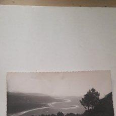 Postales: POSTAL DE LA GUARDIA-MONTE SANTA TECLA-DESEMBOCADURA DEL MIÑO-GALICIA. Lote 147571169