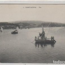 Postales: PONTEVEDRA 11 RIA. FOT NOVAS. SIN CIRCULAR. . Lote 147579230