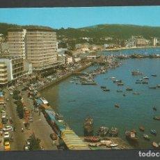 Postales: POSTAL CIRCULADA - SANTA EUGENIA DE RIVERA - LA CORUÑA 3164 - EDITA POSTALES FAMA. Lote 147581558