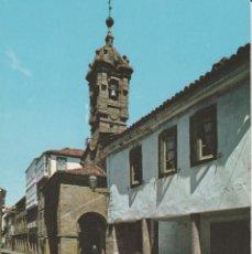 Postales: (23) SANTIAGO DE COMPOSTELA. IGLESIA DE SANTA MARIA SALOME. Lote 147644682