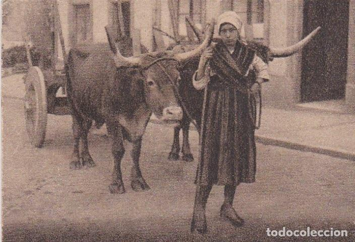 POSTAL ORIGINAL. DÉCADA 30. CORUÑA. SANTIAGO DE COMPOSTELA. ALDEANA. Nº 152 (Postales - España - Galicia Antigua (hasta 1939))