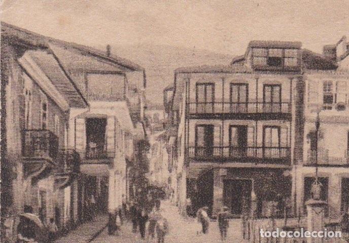 POSTAL ORIGINAL. DÉCADA 30. CORUÑA. FUENTEDEUME. UNA CALLE. Nº 164 (Postales - España - Galicia Antigua (hasta 1939))