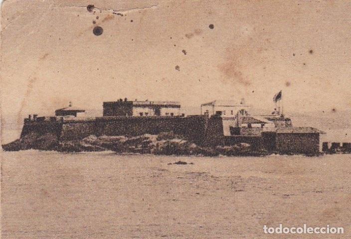 POSTAL ORIGINAL. DÉCADA 30. CORUÑA. CASTILLO DE SAN ANTÓN. Nº 135 (Postales - España - Galicia Antigua (hasta 1939))
