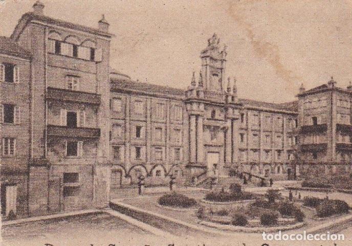 POSTAL ORIGINAL. DÉCADA 30. CORUÑA. SANTIAGO DE COMPOSTELA. EL SEMINARIO. Nº 144 (Postales - España - Galicia Antigua (hasta 1939))