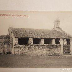 Postales: SANTIAGO, REAL COLEGIATA DE SAR. Lote 147784702