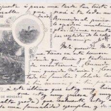 Postales: MONDARIZ (PONTEVEDRA) - PAISAJE DE MONDARIZ. Lote 147934262
