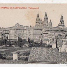 Postales: SANTIAGO DE COMPOSTELA. VISTA PARCIAL.. Lote 148146602