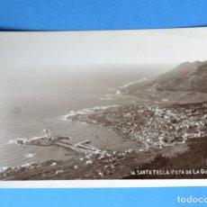 Postales: POSTAL DE SANTA TECLA. VISTA DE LA GUARDIA ( PONTEVEDRA). Lote 148295338